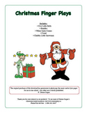 Five Christmas Finger Plays