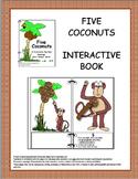 Five Coconuts - An Interactive Big Book
