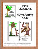 Five Coconuts - An Interactive Big Book