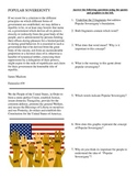 Five Constitutional Principles: Analyzing The Federalist P