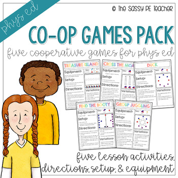 Five Cooperative Games Packet