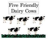 Five Dairy Cows