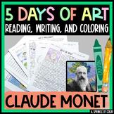 Five Days of Art - Claude Monet