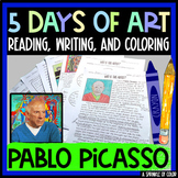Five Days of Art - Pablo Picasso