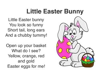 Five Easy Easter Songs By Simone Richardson Teachers Pay Teachers