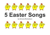 Five Easy Easter Songs