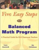 Five Easy Steps to a Balanced Math Program (Ainsworth & Christinson)