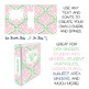Five Editable Binder Cover Sets - Pink & Green - For Data, Lesson Plans, etc...