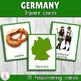 European Countries Montessori 3-part Cards Bundle