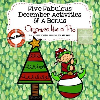 Five Fabulous December Activities