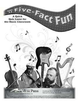Five-Fact Fun: Instruments