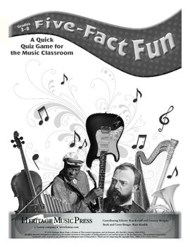 Five-Fact Fun: Performers & Groups