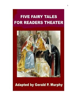 Five Fairy Tales for Readers Theater