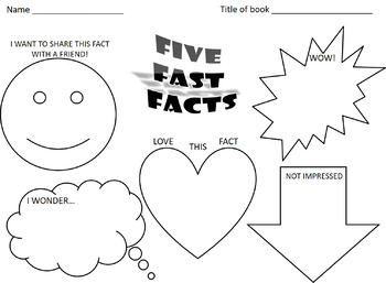 Five Fast Facts
