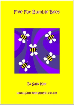 Five Fat Bumble Bees