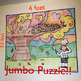 Five Fat Turkeys Jumbo Music Color-by-Note Activity for Th