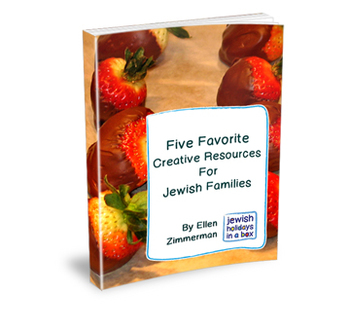 Five Favorite Creative Resources for Jewish Families