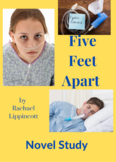 Five Feet Apart Novel Study - Now a Movie