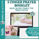 Five Finger Prayer Book