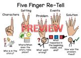 Five Finger Re-Tell