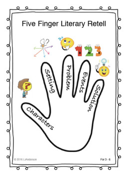Five Finger Retell