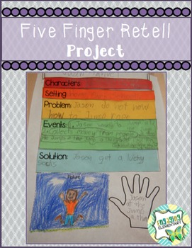 Five Finger Retell Project