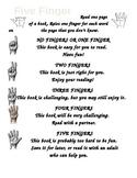 Five Finger Test
