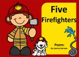 Five FireFighters Poem