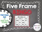 Five Frame BINGO - class set