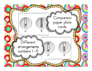 Five Frame Comparison Plates