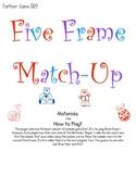 Five Frame Match-Up File Folder Game