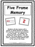 Five Frame Memory
