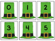 Five Frame Number Match 0-5 Math Center - St. Patrick's Day Themes