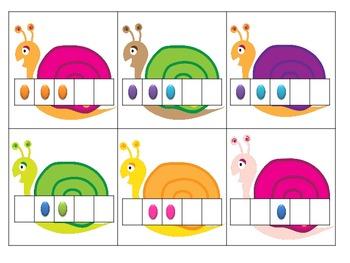 Five Frame Snail Match Up