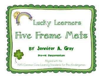 Five Frame Work Mats