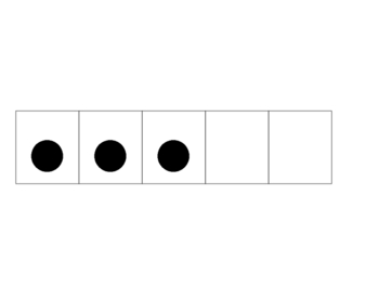 Five Frame power Point for Unit 1 First Grade Math Expressions