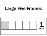 Five Frames Large Grayscale