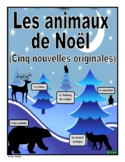 Five French Christmas Animal Stories