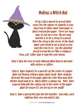 Five Fun Classroom Projects for Halloween