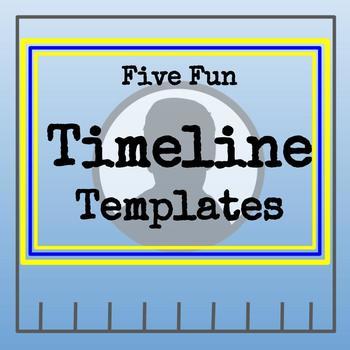 blank timeline teaching resources teachers pay teachers