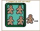 Five Gingerbread Men - Song-To-Book Set [speech therapy and autism]