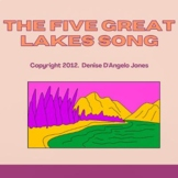 Five Great Lakes Mnemonic Song