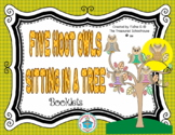 Five Hoot Owls Booklets