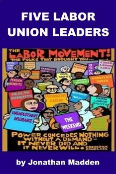 Five Labor Union Leaders