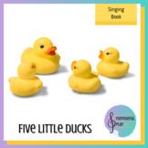 Five Little Ducks - A SongTale