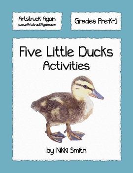 Five Little Ducks Activities