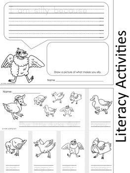 Five Little Ducks and Their Feelings: Teaching About Emotions