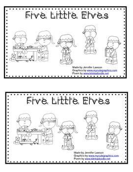 Five Little Elves
