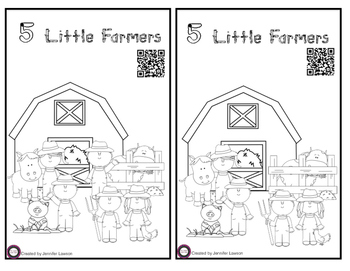Five Little Farmers
