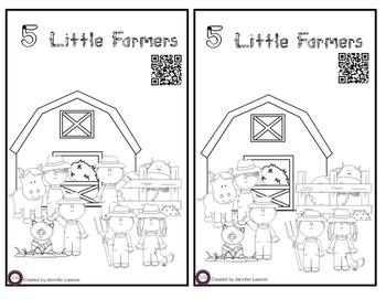 Five Little Farmers